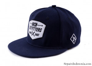Gambar topi ONE PERCENT H 8030