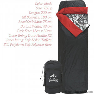 Gambar sleeping bag EF 003